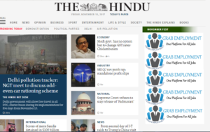 The Hindu News Website Dhanviservices Dhanvi Services