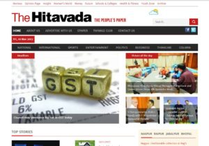The Hitavada News Website Dhanviservices Dhanvi Services