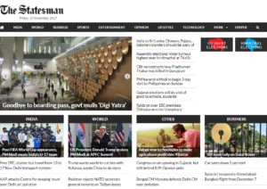 The Statesman News Website Dhanviservices Dhanvi Services