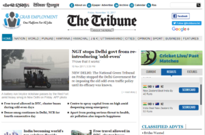 The Tribune News Website Dhanviservices Dhanvi Services